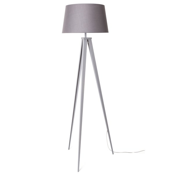 Euro Style Collection Berlin 60 Inch Tripod Floor Lamp