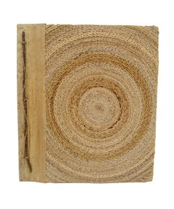 Handmade Natural Rope Photo Album (Indonesia)