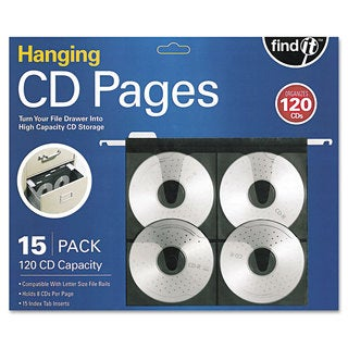 find It Hanging CD Pages 15/Pack