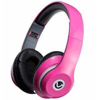 Volkano Falcon Series Headphones (Pink)