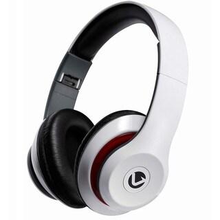 Volkano Falcon Series Headphones (White)
