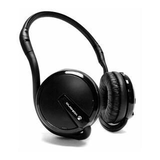 Volkano VB-503BK Strider Series Bluetooth Headphones (Black)