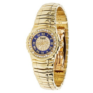 Pre-Owned Piaget Tanagra 16033 M 401D Ladies Watch in 18k Gold