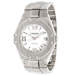 Pre-owned Chopard St. Moritz Stainless Steel Women's Vintage 25/8383 Watch