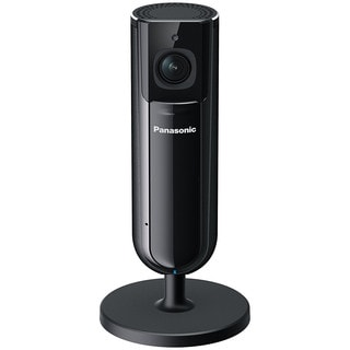 Panasonic KX-HNC800B Full HD Home Monitoring Camera, 1920x1080, 30fps, H.264, 17' Night Vision, Black