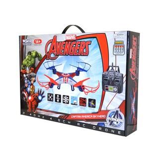 RC DRONE CAPN AMERICA SKY HERO