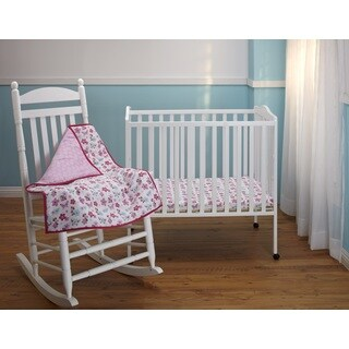 Disney Minnie 3-Piece Porta Crib Set