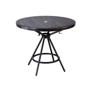 "Safco CoGo Indoor/Outdoor 36"" Round Table (4 options available)"