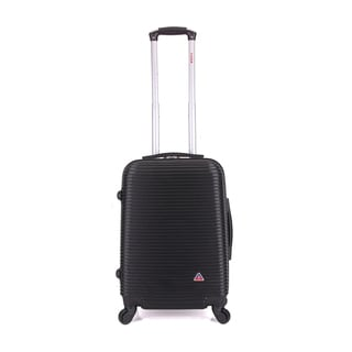 InUSA Royal Collection 23-inch Carry-on Lightweight Hardside Spinner Suitcase