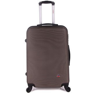 InUSA Royal Collection 26-inch Lightweight Hardside Spinner Suitcase