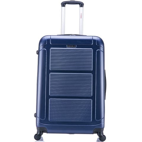 InUSA Pilot Collection 28-inch Lightweight Hardside Spinner Suitcase