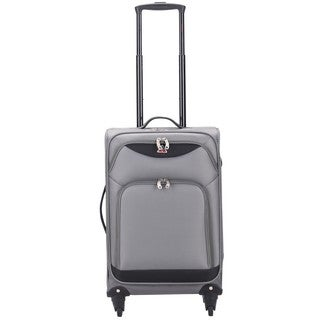 InUSA Light-Fi Collection 20-inch Carry-on Ultra-light Spinner Suitcase