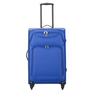 InUSA Light-Fi Collection 24-inch Ultra-Light Hardside Spinner Suitcase