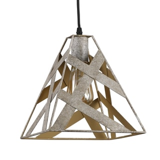 Journee Home 'Misbah' Hard Wired Iron Pendant Light