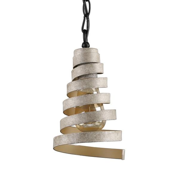 Journee Home \'Jayvyn\' Hard Wired Iron Pendant Light - Free Shipping ...