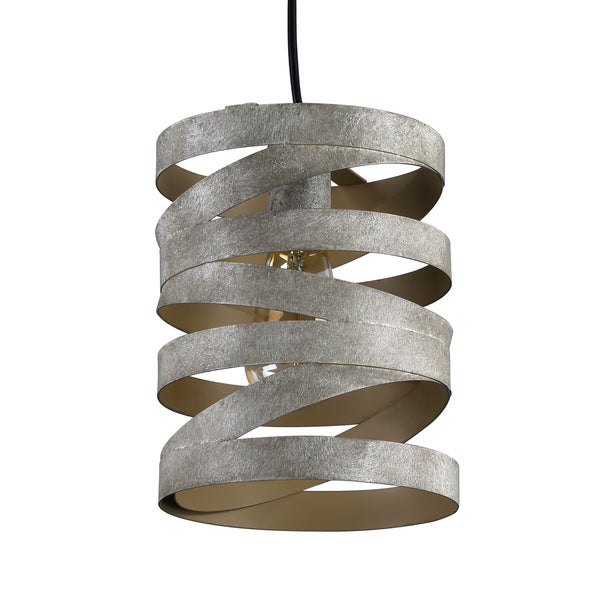 Journee Home 'Xhaiden' Hard Wired Iron Pendant Light