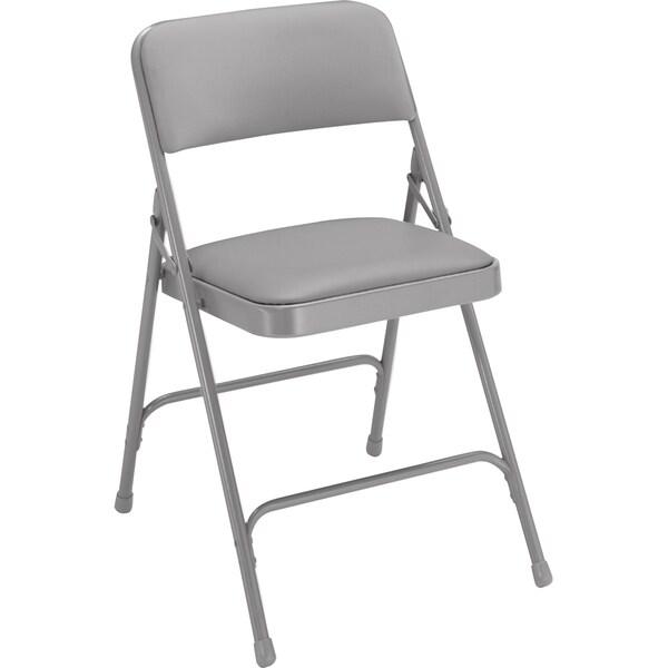 NPS Vinyl Upholstered Premium Folding Chairs