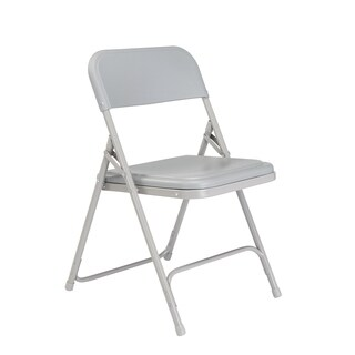 NPS Premium Lightweight Plastic Folding Chair