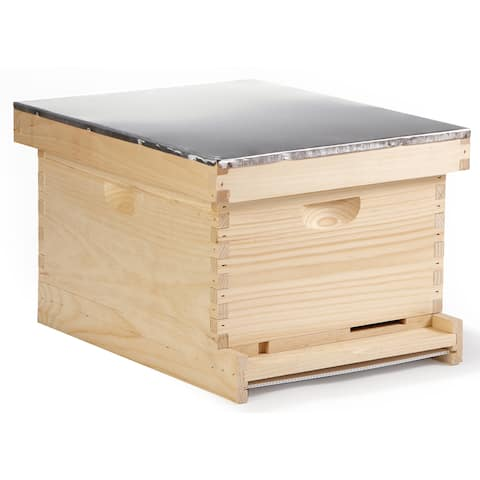 Little Giant Farm & Ag 10-Frame Complete Hive
