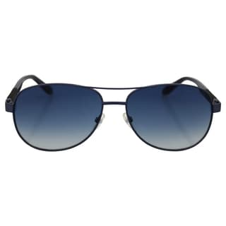Carrera Men's 8019/S TVJ1D - Matte Blue Sunglasses