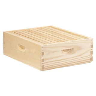 Little Giant Farm & Ag 10-Frame Medium Honey Super Hive