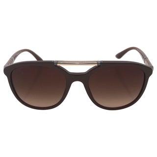 Emporio Armani Women's AR 8051 5337/13 - Top Brown Pearl Sunglasses