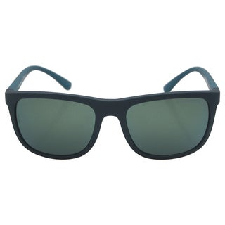 Emporio Armani Men's EA 4079 5500/6R - Light Green Sunglasses