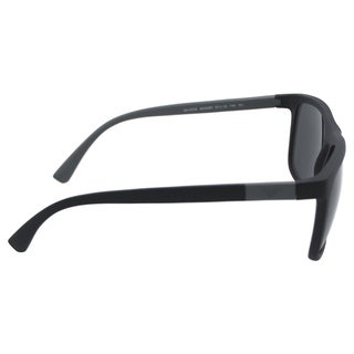 Emporio Armani Men's EA 4079 5042/87 - Steel Grey Sunglasses