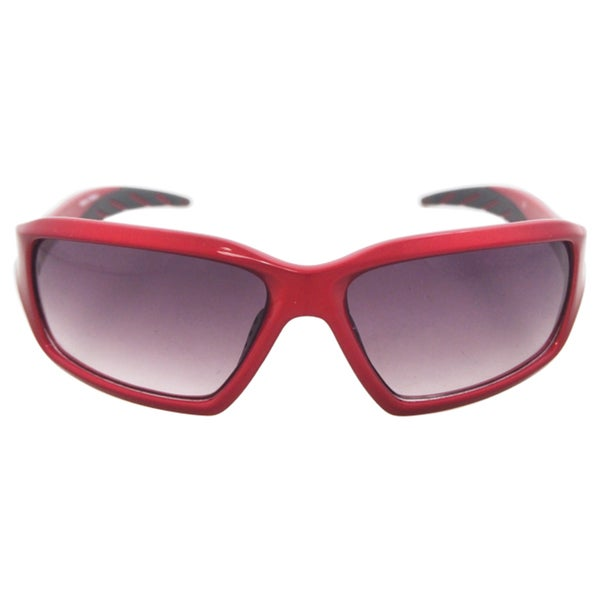 3bbad8cb844f Shop Fila Men's SF 202 C4 - Shiny Red Sunglasses - Free Shipping On ...