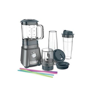 Cuisinart CPB-380 Hurricane Compact Juicing Blender (Gunmetal)