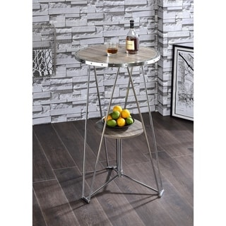 Acme Furniture Jarvis Bar Table in Multicolor