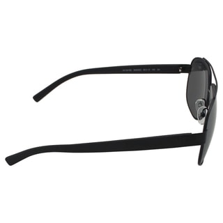 Armani Exchange Men's AX 2019S 6063/6G - Matte Black/Silver Sunglasses