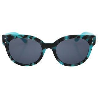 Juicy Couture Women's JU 581/S 0RVI R6 - Havana Aqua Sunglasses