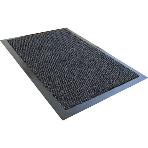 "Doortex Advantagemat Indoor Entrance Mat Blue Rectangular Size 48"" x 70"" - 4' x 5'10"""
