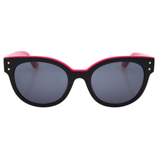 Juicy Couture Women's JU 581/S 0RTF R6 - Black Pink Sunglasses