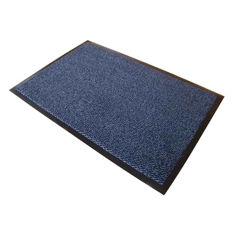 "Doortex Advantagemat Indoor Entrance Mat Blue Rectangular Size 24"" x 36"" - 2' x 3'"