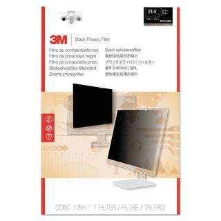 3M Blackout Frameless Privacy Filter for 19.5-inch Widescreen Notebook 16:9