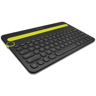 Logitech K480 Wireless Multi-Device Keyboard Bluetooth Black