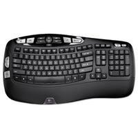 Logitech K350 Wireless Keyboard Black