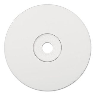 Verbatim CD-R Discs Printable 700MB/80min 52x Spindle White 50/Pack