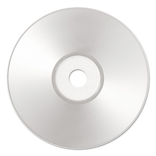 Verbatim CD-R Discs Printable 700MB/80min 52x Spindle Silver 50/Pack