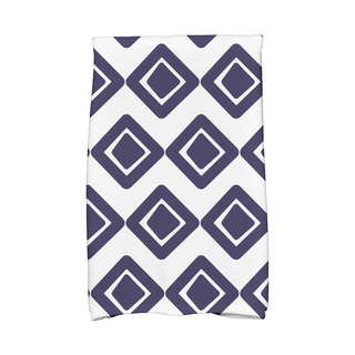 16 x 25-inch, Diamond Jive 1 Geometric Print Kitchen Towel