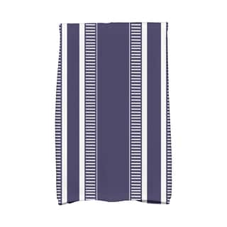 16 x 25-inch, Dashing Stripe Stripe Print Hand Towel