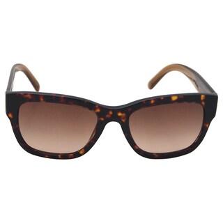 Burberry Women's BE 4188 3506/13 - Dark Havana Sunglasses