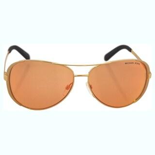 Michael Kors Women's MK 5004 1024F6 Chelsea - Gold Sunglasses