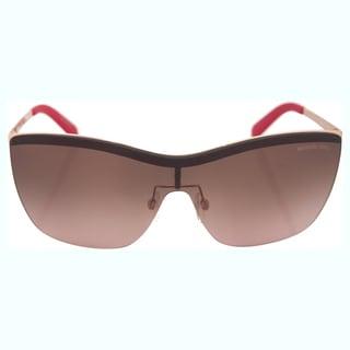 Michael Kors Women's MK 5005 100314 Paphos - Rose/Gold Sunglasses
