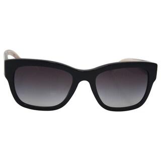Burberry Women's BE 4188 3507/8G - Black Sunglasses