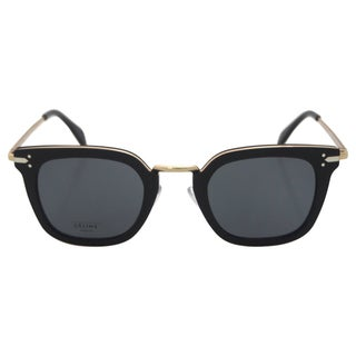 Celine Women's CL 41402/S ANW G8 - Black Gold Sunglasses