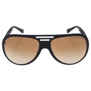 Michael Kors Women's MK 5011 11226E Clementine I - Black Soft Sunglasses