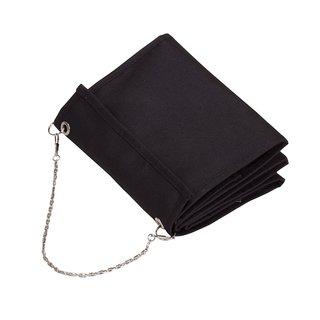 Household Essentials Petite Black Jewelry Clutch